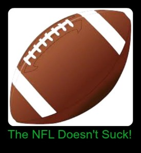 NFL doesn't suck.