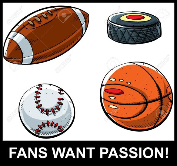 Passion for Sports