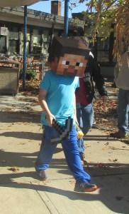 SJ on Halloween