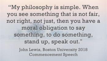 simple graduation speech