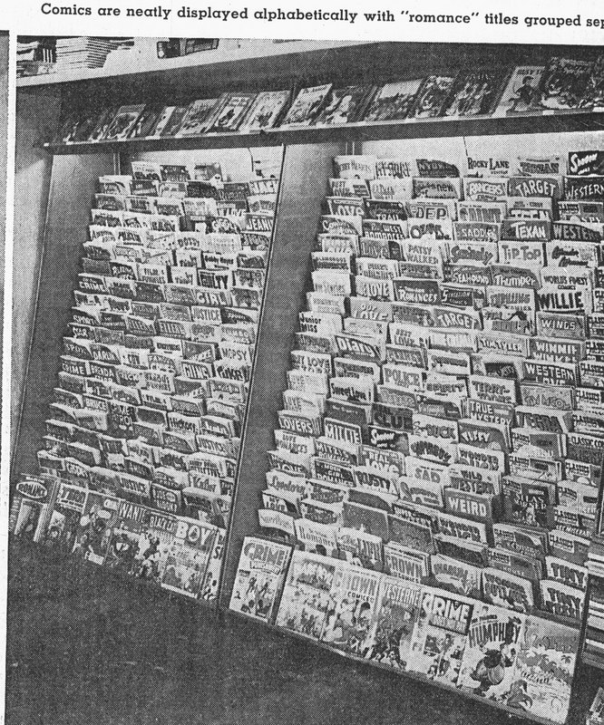 Man I Wish I Had A Time Machine Vintage Pictures Of Newsstands Amp Kids Reading Comics