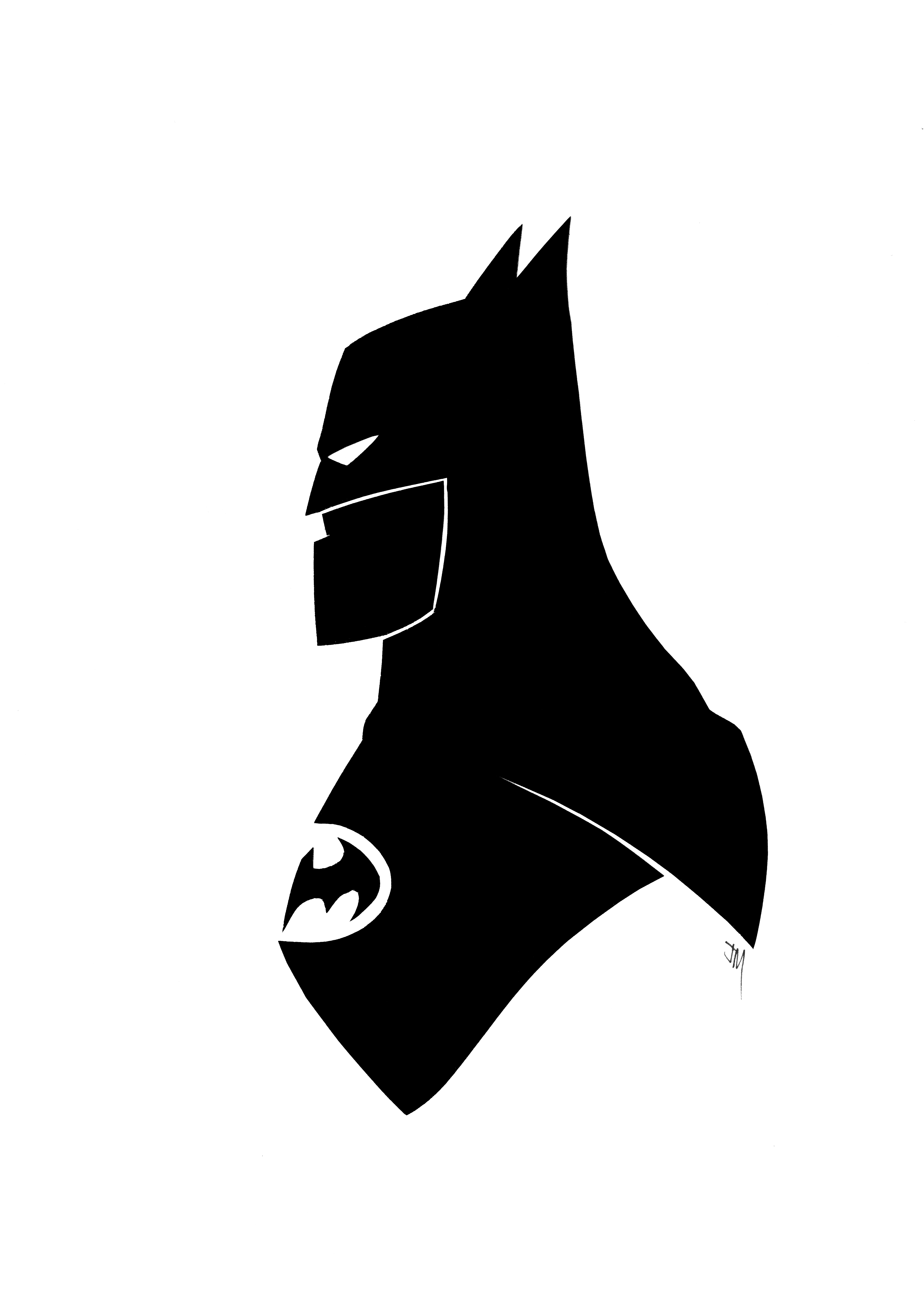 17 Tutorial How To Draw Batman Characters Worksheets