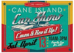 Cane Island Car Show