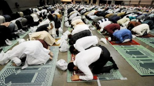 Muslims were united by the 9/11 attack on the United States. Photo source: http://goo.gl/8XYba