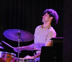 David Schnell at Vitellos photo by Bonnie Parkinson