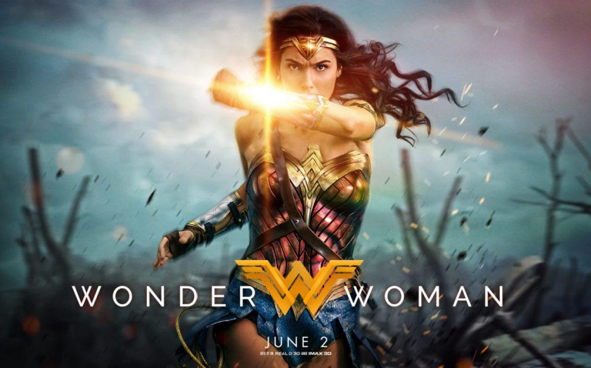 Wonder Woman Movie Web Poster