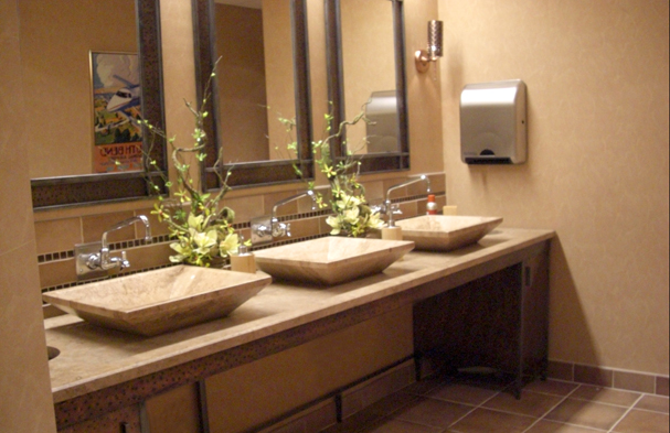 Commercial Larry Shane Interior Design