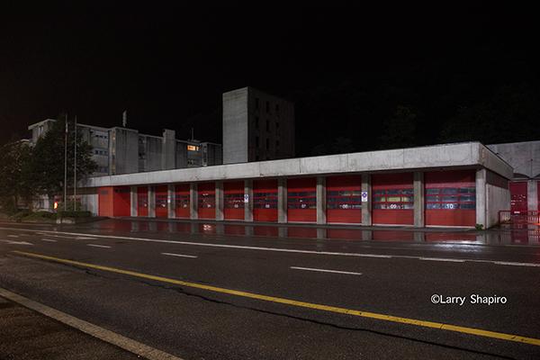 Corpo civici pompieri di Lugano headquarters station