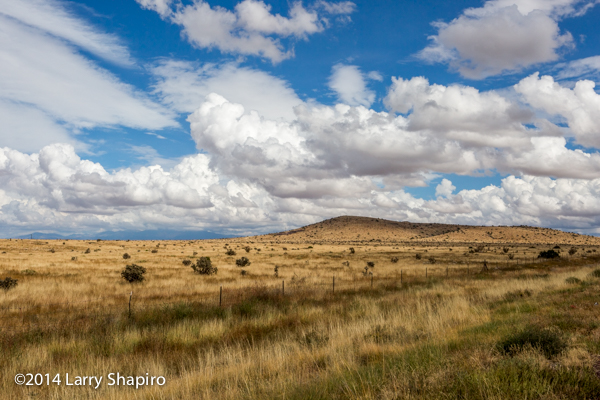 Scenic image from New Mexico