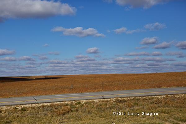 Kansas plains