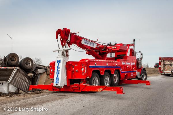 NRC Sliding Rotator at a recovery
