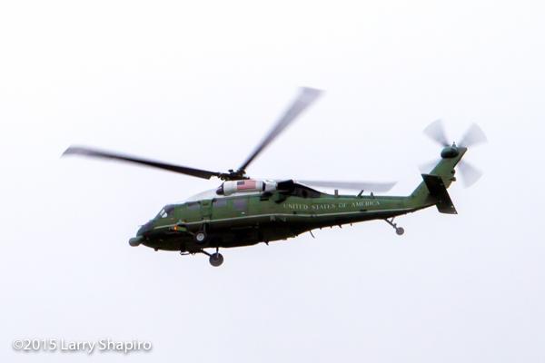 Sikorsky VH-60N White Hawk