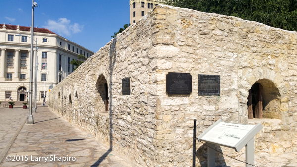 a photo of The Alamo