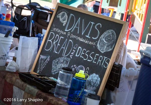 Davis Bread & Desserts