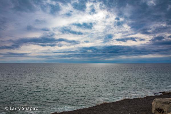 The Pacific Ocean near Oxnard, CA