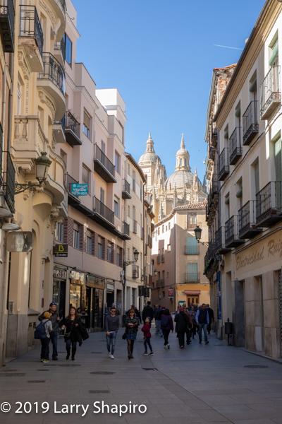 historic Segovia Spain
