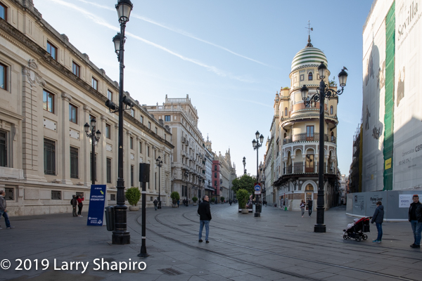 Seville Spain street