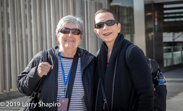 Barbara Breakstone and Dorothy Shapiro
