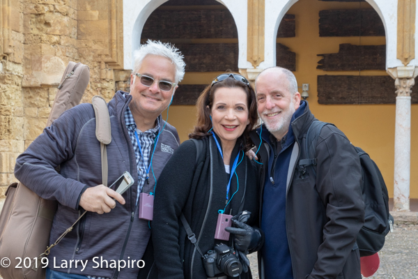 Craig Taubman, Dorothy Shapiro, Larry Shapiro