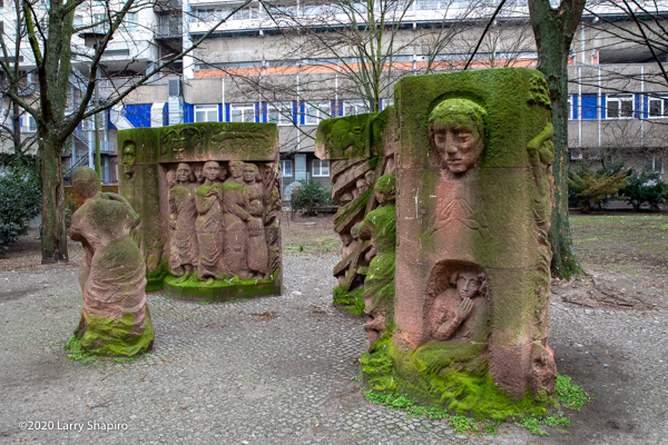 Rosenstrasse Sculpture