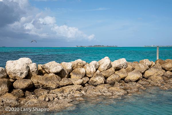 Goodman Bay Nassau breakwater