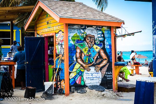 Fish Fry in Nassau
