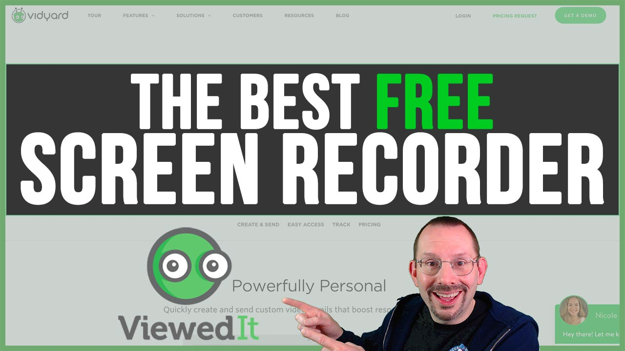 ViewedIt - The Best Free Screen Recorder