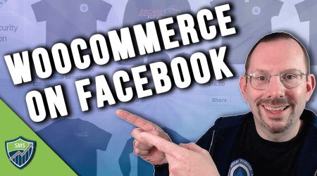 Create a Facebook Shop with Woocommerce