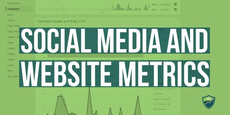 social media and website metrics - BoS podcast