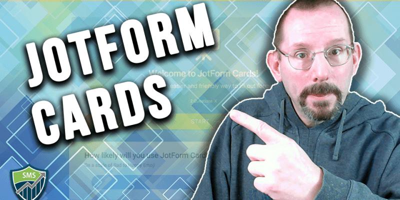 jotform cards