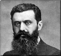 Theodore Herzl, the father of Modern Zionism
