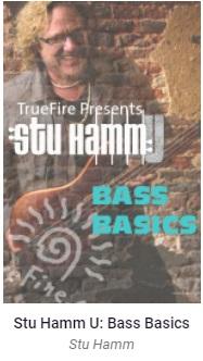 Stu Hamm U: Bass Basics