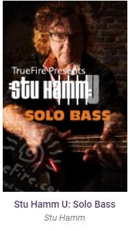 Stu Hamm U: Solo Bass