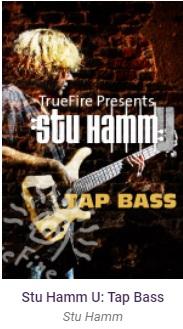 Stu Hamm: Tap Bass