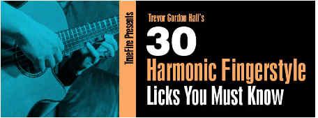 Harmonic Fingerstyle
