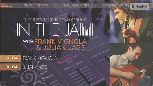 In The Jam-Frank Vignola & Julian Lage