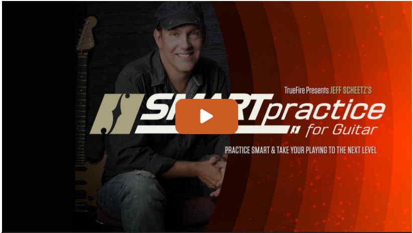 TrueFire Smart Practice