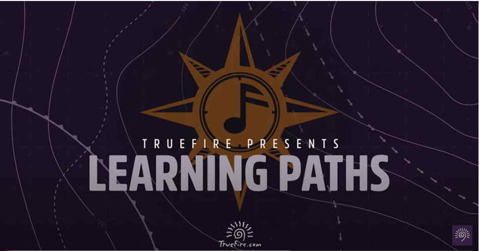 TrueFire Learning Paths