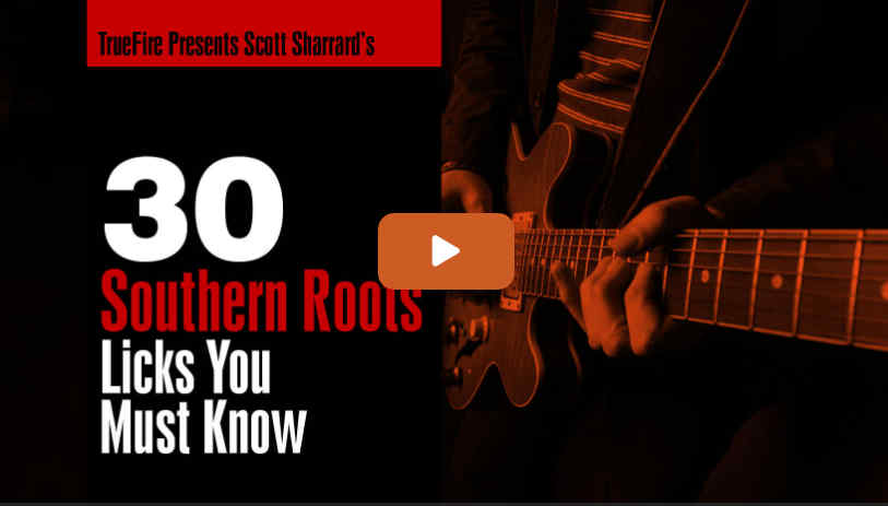 30 Southern Roots Licks