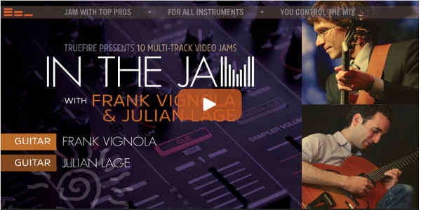 In the Jam with Frank Vignola 600x300