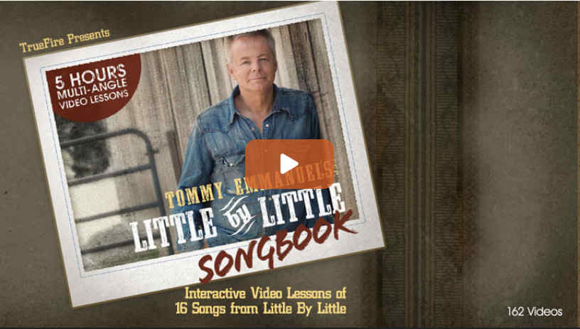 Little by Little Songbook
