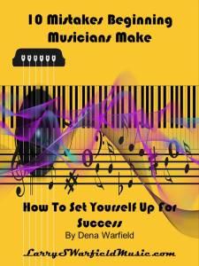 10 Mistakes Beginning Musicians Make