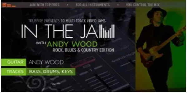 In The Jam with Andy Woods