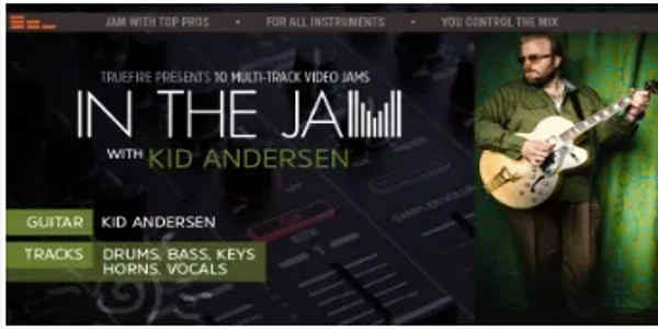In The Jam with Kid Anderson