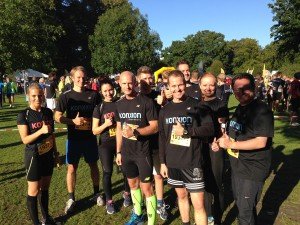 Team KONXION - DHL Stafetten 2014