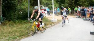 Klar på cyklen