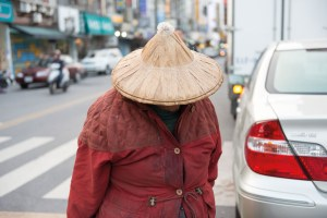 Street Photography, Asia, Taiwan, Nothing to Declare, Photo Book, Beach, Traditinoal, New, Poor, Rich, Woman, Coolie Hat