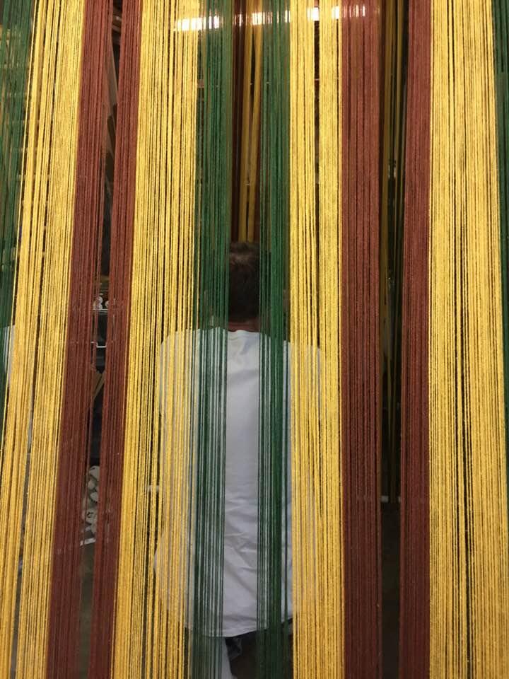 2018/05 Loom Setting