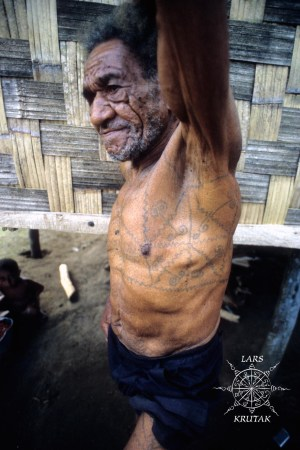 Thorn Hit Managalase Tattoos Of Papua New Guinea Lars
