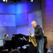 Glenn white at greene space
